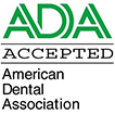 American Dental Association - Accepted